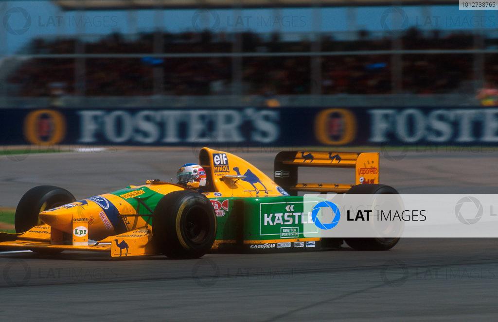 1993 British Grand Prix.