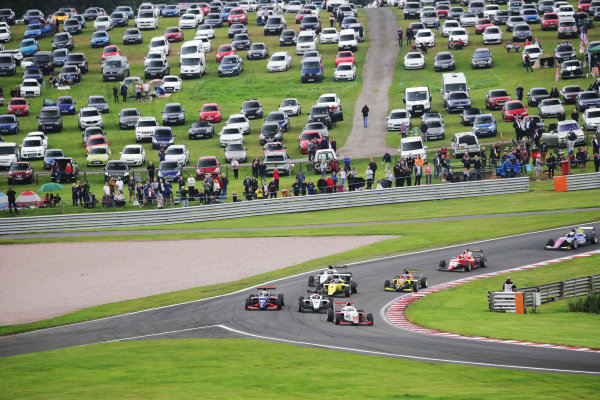 Roberto Faria (BRA) - Fortec Motorsports BRDC GB3