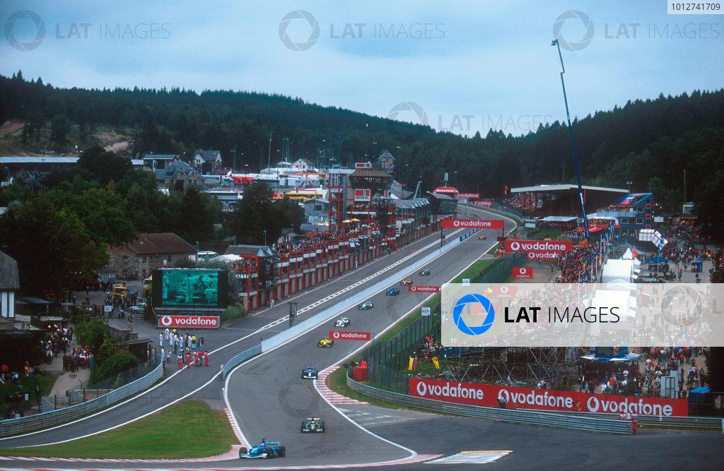 2001 Belgian Grand Prix.