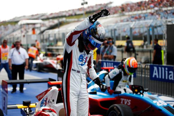 Alexander Albon (THA, ART Grand Prix)  2016 GP3 Series Round 4 Hungaroring, Budapest, Hungary Sunday 24 July 2016  Photo: /GP3 Series Media Service ref: Digital Image _W2Q7224