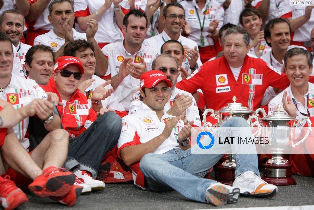 2007 French Grand Prix - Sunday Race