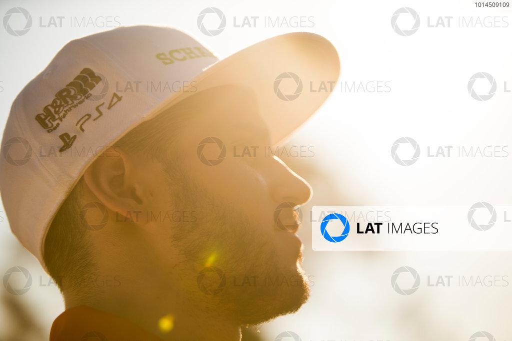 2015/2016 FIA Formula E Championship. Buenos Aires ePrix, Buenos Aires, Argentina. Saturday 6 February 2016. Daniel Abt (GER), ABT Audi Sport FE01. Photo: Zak Mauger/LAT/Formula E ref: Digital Image _L0U1862
