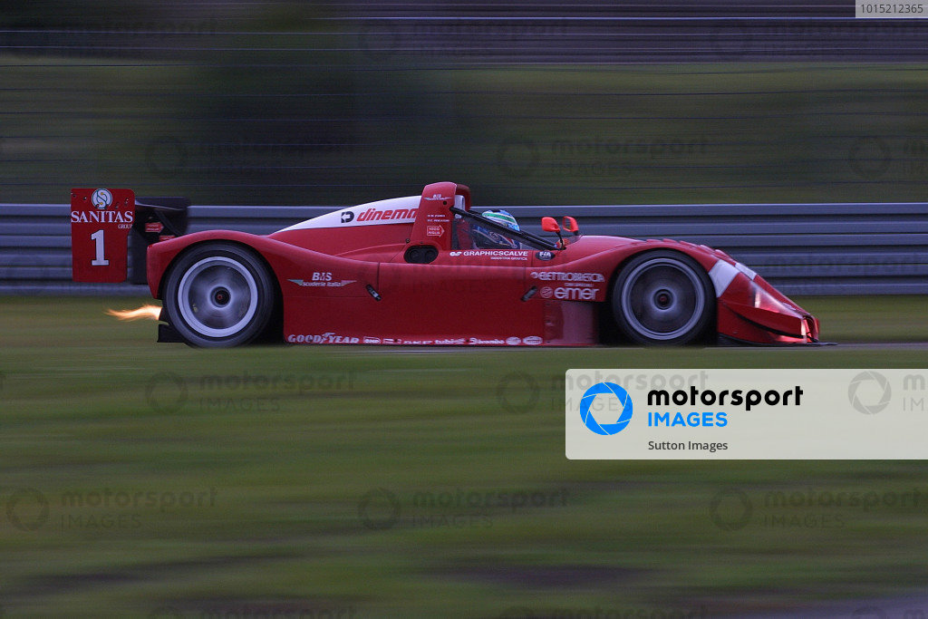 Marco Zadra (ITA) / Christan Pescatori (ITA) Ferrari 333SP