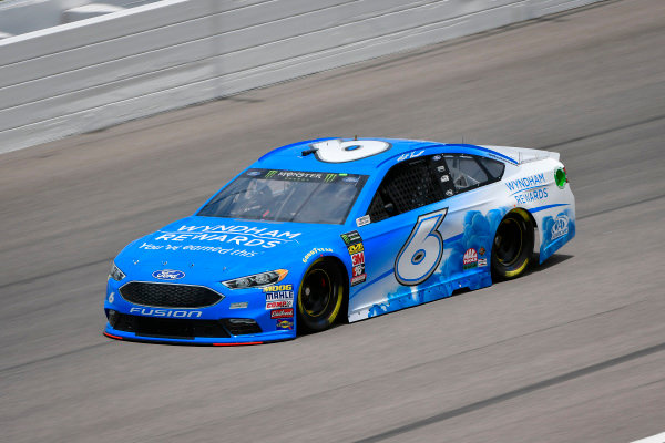 #6: Matt Kenseth, Roush Fenway Racing, Ford Fusion Wyndham Rewards