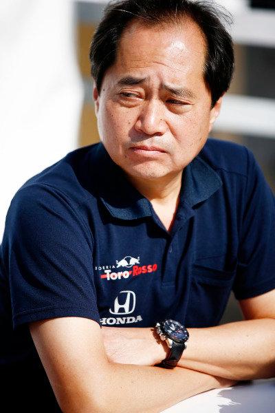 Toyoharu Tanabe, Technical Director, Honda F1