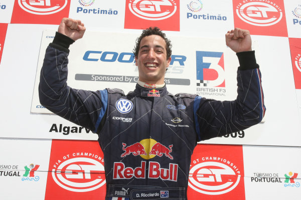 Portimao, Algarve, Portugal. 11th-13th September 2009,
