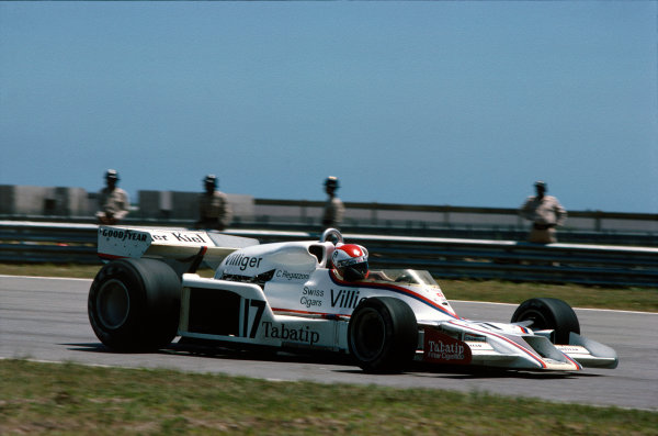 Anderstorp, Sweden. 15-17 June 1978.