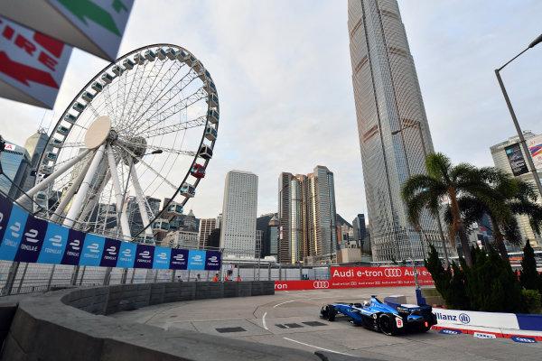 Yas Marina Circuit, Abu Dhabi, United Arab Emirates. Friday 22 July 2016.Nicolas Prost (FRA), Renault e.Dams, Renault Z.E 17. World Copyright: Mark Sutton/LAT Images  ref: Digital Image DSC_0121