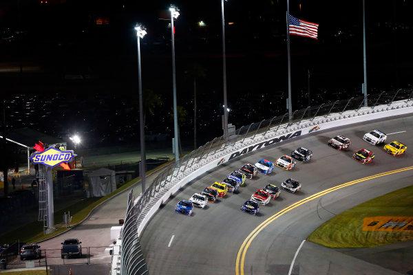 18 February, 2016, Daytona Beach, Florida USA Dale Earnhardt Jr Sunoco ?2016, Russell LaBounty LAT Photo USA