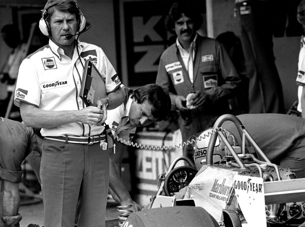 1980 Austrian Grand Prix.