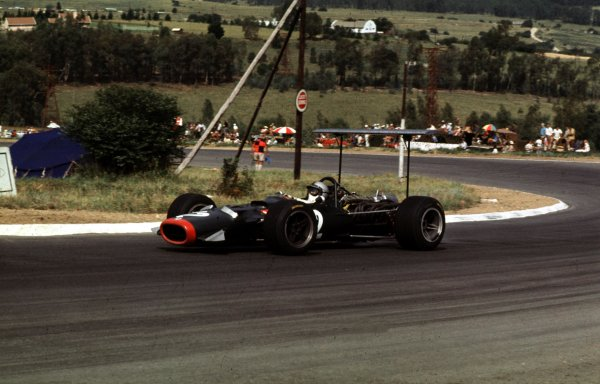 1969 South African Grand Prix.