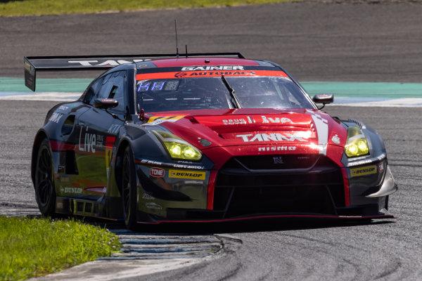 Katsuyuki Hiranaka & Hironobu Yasuda, GAINER, Nissan GT-R Nismo GT3, 2nd in GT300