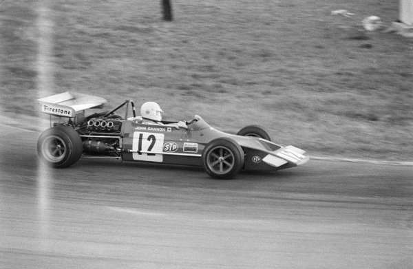 John Cannon, March 712M Ford.