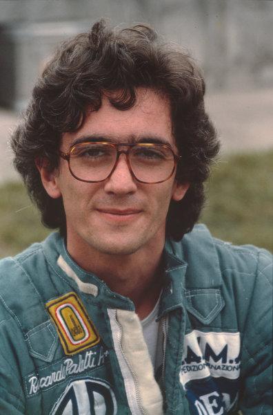 1982 Formula 1 World Championship.Ricardo Paletti (Osella-Ford Cosworth).Ref-P15A 01.World - LAT Photographic