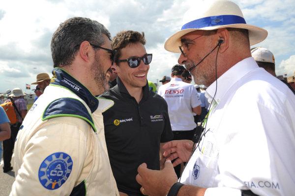 Eduardo Freitas, Race Director for the FIA WEC