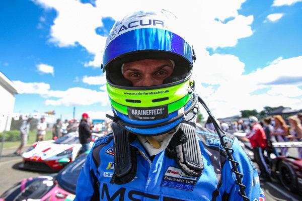 #86 Meyer Shank Racing w/ Curb-Agajanian Acura NSX GT3, GTD: Mario Farnbacher