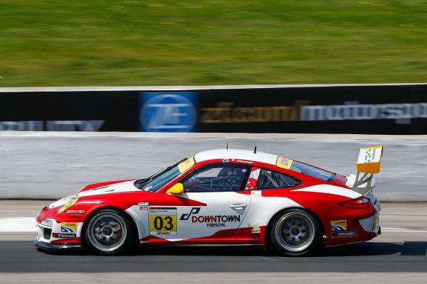 20-22 May 2016, Bowmanville, Ontario, Canada  03, Bruno Chapinotti, Gold, 2013 Porsche ?2016, Jake Galstad LAT Photo USA