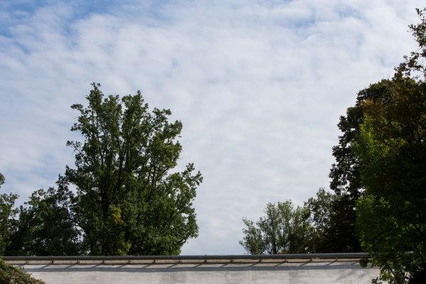 2014 GP2 Series. Round 9.   Autodromo di Monza, Monza, Italy. Thursday 4 September 2014. Old banking. Photo: Zak Mauger/GP2 Series Media Service. ref: Digital Image _L0U8761