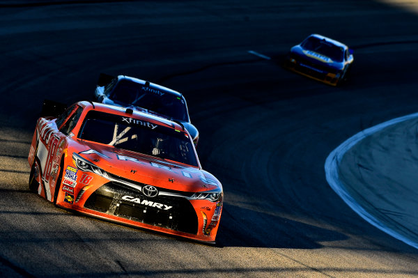 6-7 November, 2015, Fort Worth, Texas USA Daniel Suarez, Arris Toyota Camry (18) ©2015, John Harrelson / LAT Photo USA