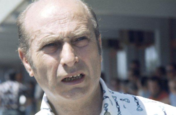 1975 Argentinian Grand Prix.Buenos Aires, Argentina. 12 January 1975.Juan Manuel Fangio, portrait.World Copyright: LAT PhotographicRef: 35mm transparency 75ARG