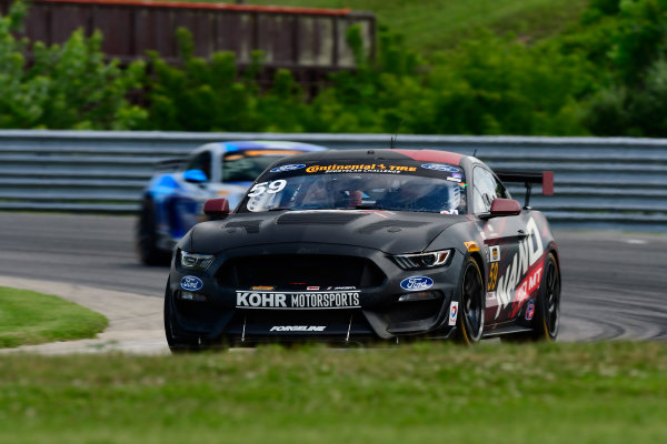 IMSA Continental Tire SportsCar Challenge Lime Rock Park 120 Lime Rock Park, Lakeville, CT USA Friday 21 July 2017 59, Ford, Ford Mustang, GS, Dean Martin, Jack Roush Jr World Copyright: Gavin Baker LAT Images