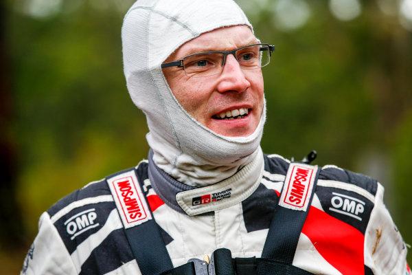 2017 FIA World Rally Championship, Round 13, Rally Australia 2017, 16-19 November 2017, Jari-Matti Latvala, Citroen, portrait, Worldwide Copyright: LAT/McKlein