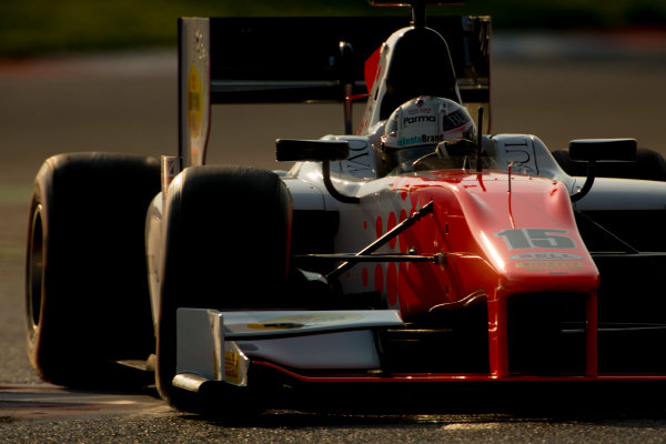 Circuit de Barcelona Catalunya, Barcelona, Spain. Monday 13 March 2017. Jordan King (GBR, MP Motorsport). Action.  Photo: Alastair Staley/FIA Formula 2 ref: Digital Image 585A7465