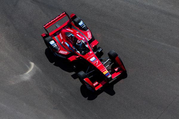 2015/2016 FIA Formula E Championship. Testing, Punta del Este, Uruguay. Sunday 20 December 2015. Jerome D'Ambrosio (FRA) Dragon Racing - Venturi VM200-FE-01. Photo: Zak Mauger/LAT/Formula E ref: Digital Image _L0U9440