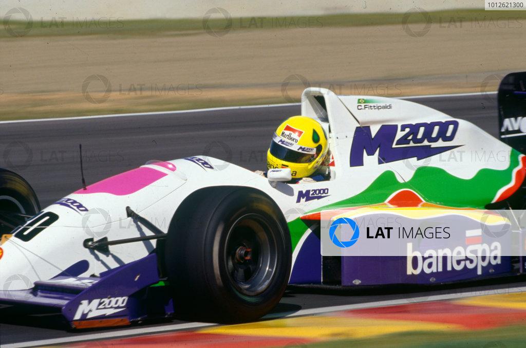 1991 International Formula 3000 Championship