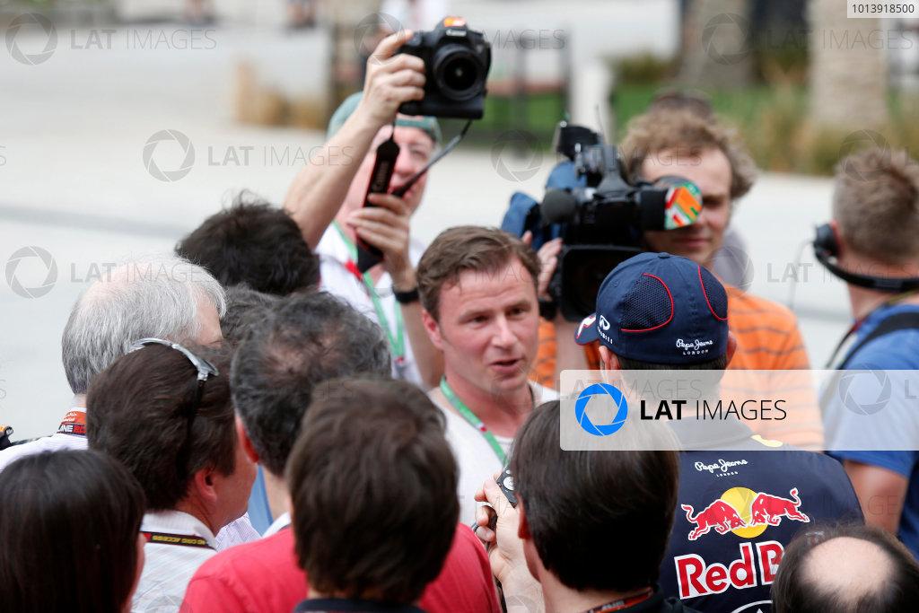 2013 Bahrain Grand Prix - Thursday