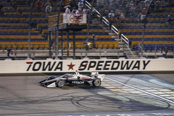 #1: Josef Newgarden, Team Penske Chevrolet wins