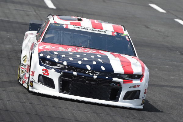 Austin Dillon, Richard Childress Racing Chevrolet Coca-Cola, Copyright: Jared C. Tilton/Getty Images.