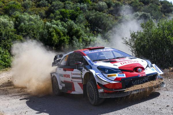 Elfyn Evans (GB), Toyota Gazoo Racing WRT, Toyota Yaris WRC 2021