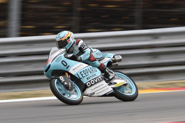 Marcos Ramirez, Leopard Racing.