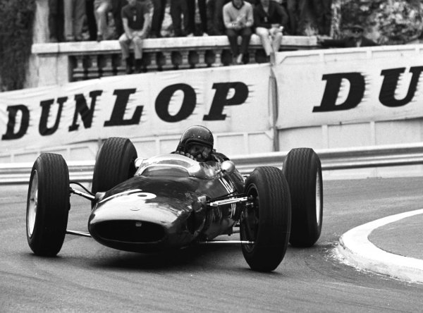 1964 Monaco Grand Prix.