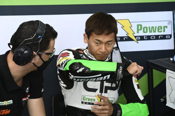 Kaito Toba, Cip Green Power.