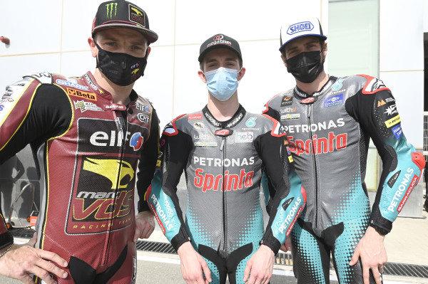 Sam Lowes, Marc VDS Racing Team, John McPhee, Jake Dixon, Petronas Sprinta Racing.