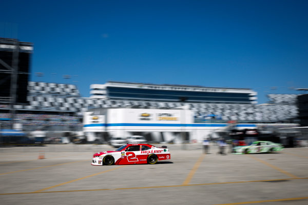 NASCAR Xfinity Series PowerShares QQQ 300 Daytona International Speedway, Daytona Beach, FL USA Friday 16 February 2018 Matt Tifft, Richard Childress Racing, Nexteer Chevrolet Camaro World Copyright: Barry Cantrell LAT Images