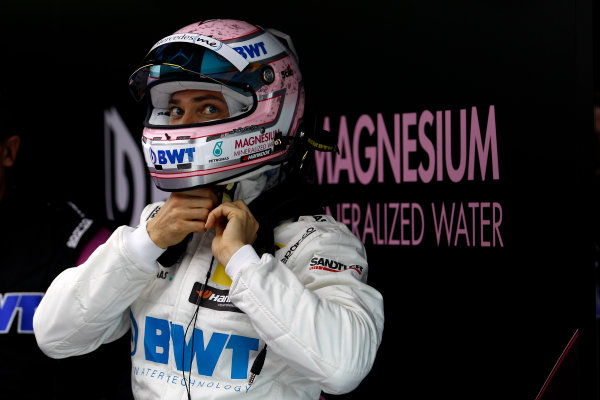 2017 DTM Round 1 Hockenheim, Germany. Friday 5 May 2017. Edoardo Mortara, Mercedes-AMG Team HWA, Mercedes-AMG C63 DTM World Copyright: Alexander Trienitz/LAT Images ref: Digital Image 2017-DTM-R1-HH-AT1-0542