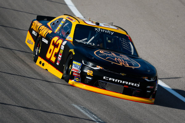 NASCAR XFINITY Series Kansas Lottery 300 Kansas Speedway, Kansas City, KS USA Friday 20 October 2017 Brendan Gaughan, South Point / City Lights Shine Chevrolet Camaro World Copyright: Barry Cantrell LAT Images