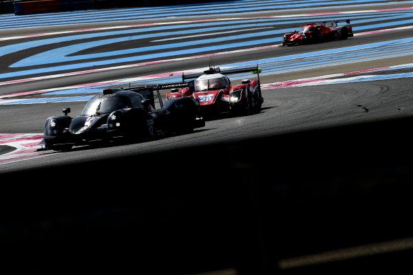 2017 European Le Mans Series, Le Castellet, France. 25th - 27th August 2017. #12 Andrea Dromedari (ITA) / Ricky Capo (AUS) / Maxwell Hanratty (USA)  ? EUROINTERNATIONAL - Ligier JS P3 ? Nissan World Copyright: JEP/LAT Images