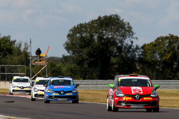 2014 Renault Clio Cup, Snetterton, Norfolk. 1st - 3rd August 2014. Lee Pattison (GBR) Team Pyro Renault Clio Cup. World Copyright: Ebrey / LAT Photographic.