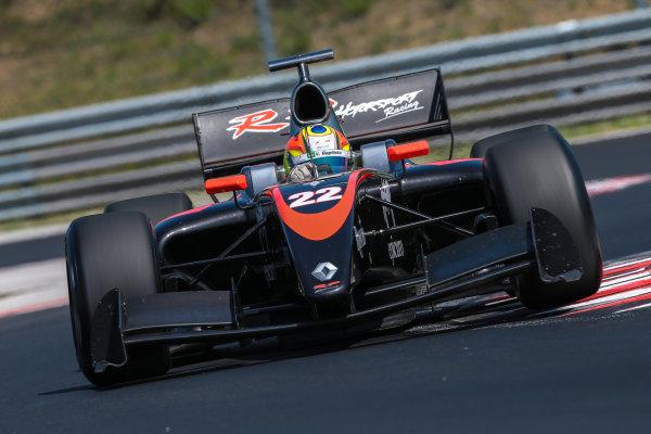 BUDAPEST (HUN) APR 22-24 2016 - Second round of the Formula V8 3.5 at the Hungaroring. Vitor Baptista #22 RP Motorsport. Action. © 2016 Diederik van der Laan  / Dutch Photo Agency / LAT Photographic