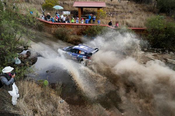 2017 FIA World Rally Championship, Round 03 , Rally Mexico, February 08-12, 2017, Ott Tanak, Ford, Action, Worldwide Copyright: McKlein/LAT