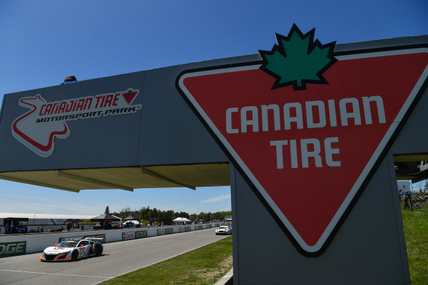 Pirelli World Challenge Victoria Day SpeedFest Weekend Canadian Tire Motorsport Park, Mosport, ON CAN Saturday 20 May 2017 Ryan Eversley/ Tom Dyer World Copyright: Richard Dole/LAT Images ref: Digital Image RD_CTMP_PWC17107