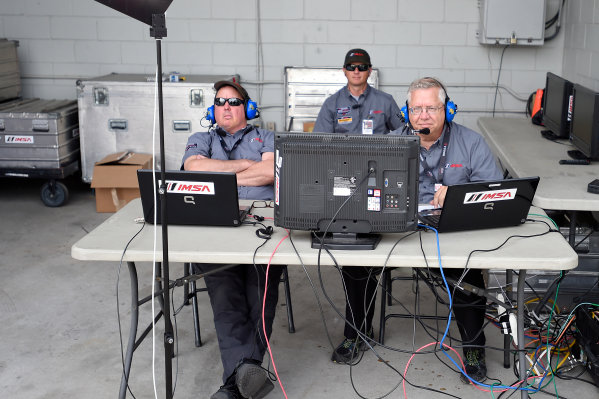 19-21 March, 2015, Sebring, Florida, USA IMSA Official Timing and Scoring ?2015 Scott R LePage  LAT Photo USA