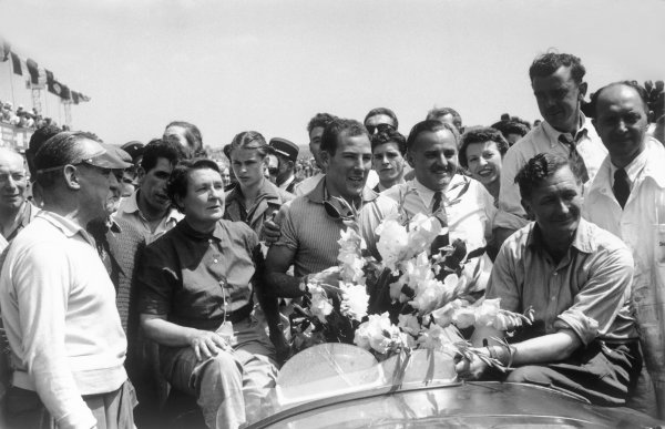 Reims, France. 4th - 5th July 1953.