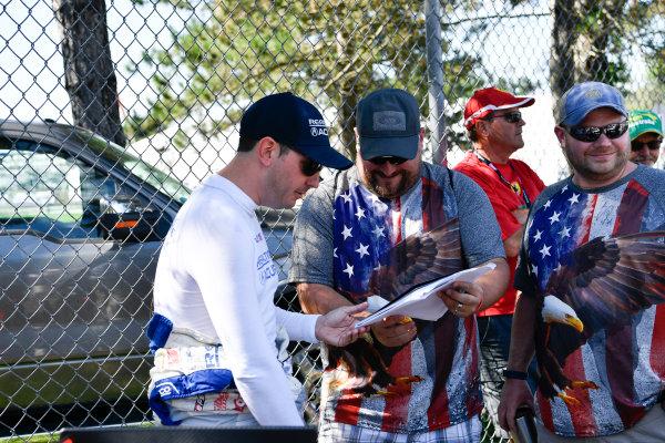 Pirelli World Challenge Grand Prix of Mid-Ohio Mid-Ohio Sports Car Course, Lexington, OH USA Saturday 29 July 2017 Ryan Eversley World Copyright: Richard Dole/LAT Images ref: Digital Image RD_MIDO_17_137