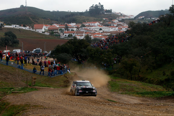 Round 04-Rally Portugal 28/3-1/4 2012. Armindo Araujo, Mini WRC, ActionWorldwide Copyright: McKlein/LAT