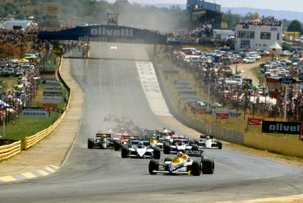 Kyalami, South Africa 
